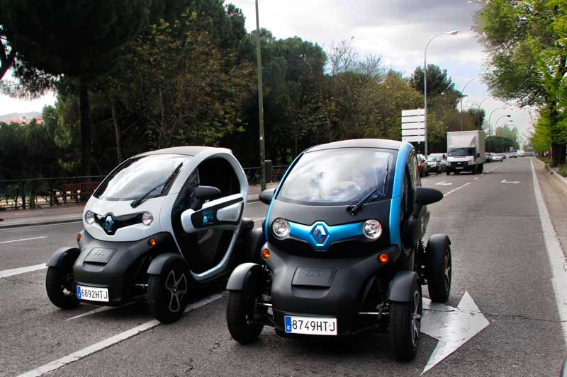 electricway carsharing electrico madrid-foto-twizy-madrid-2