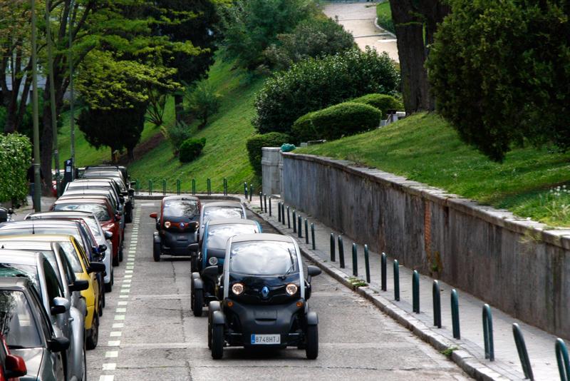 carsharing electricway Un voltio por Madrid, quedada eléctrica